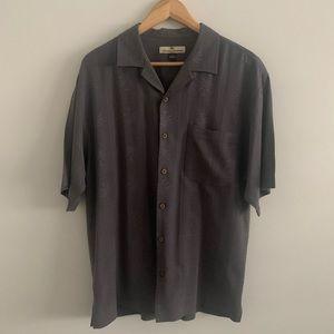 Tommy Bahama Men's Button Down Short Sleeve Shirt